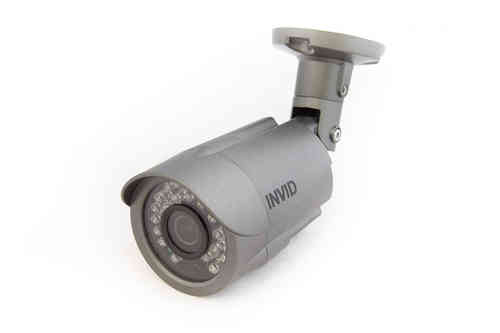 INVID Mini-Outdoor Full-HD IP-Kamera 1080p PoE